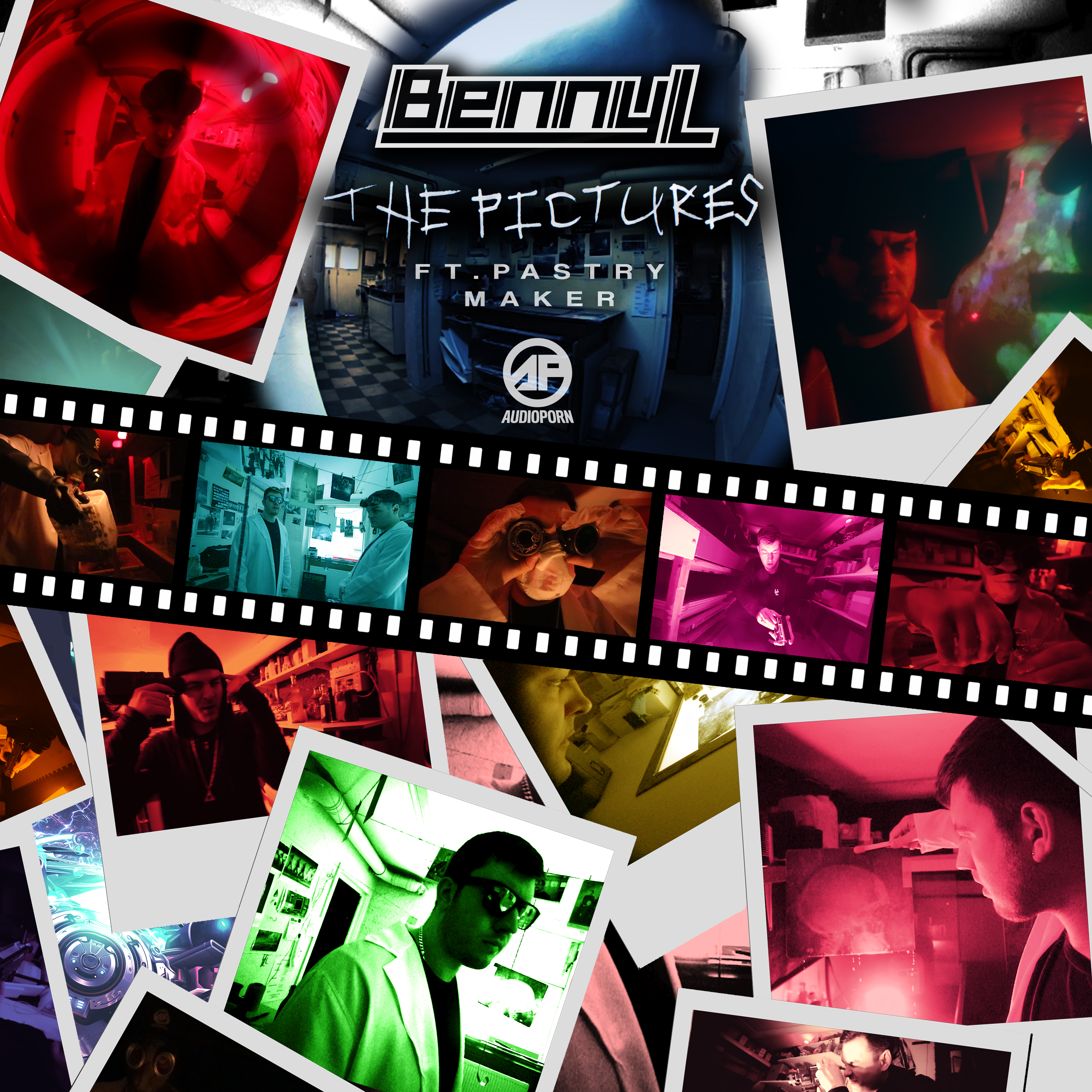 BENNY L - THE PICTURES FT PASTRY MAKER [APORN094]